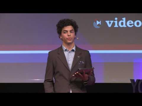 Vlogging for Social Issues | George Sokolov | TEDxYouth@AASSofia