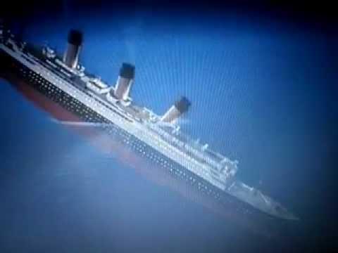 Titanic hundimiento verdadero