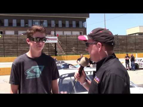 MSB at Anderson 6-14-13 Devin Jones Pre-Race Interview