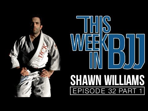 This Week in BJJ Episode 32 Part 1 - Pan Jiu Jiu Jitsu 2013 wrap up with Shawn Williams