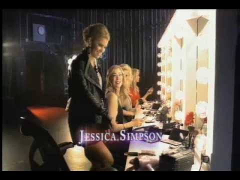 Kellie Pickler with the Girls Behind The Scenes ACM Promo