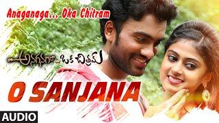 O Sanjana Full Song || Anaganaga Oka Chitram || Siva, Shinde, Megha Sree - LAHARIMUSIC