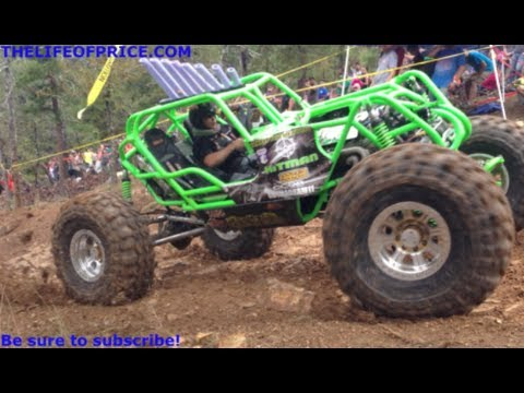 ROCK BOUNCERS DESTROY DONNIE'S HILL @ SUPERLIFT OFF ROAD PART FOR SRRS FINALS!