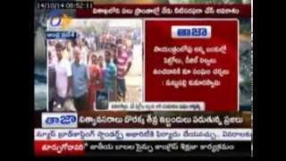 Petro Dealers Association Prez Kumara Swamy Reply On Petro Fuel Shortage Issue - ETV2INDIA