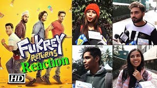Fukrey Returns REVIEW | Choocha & the gang - IANSLIVE