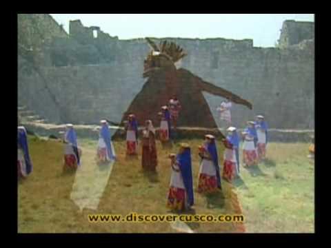 origen Cusco ombligo del mundo primera parte