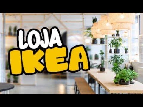 Ikea | Loja de decoração incrível