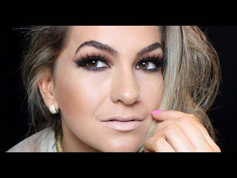 Maquiagem sofisticada por Alice Salazar