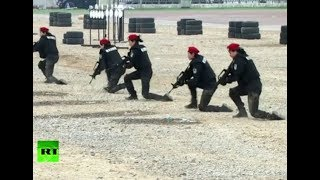 Over 4k Chinese SWAT men & women participate in drills - RUSSIATODAY