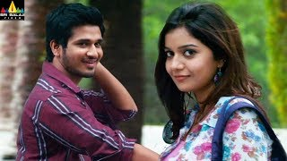 Nikhil and Swathi Reddy Comedy | Latest Telugu Movie Scenes | Sri Balaji Video - SRIBALAJIMOVIES