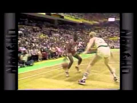 Michael Jordan vs. Larry Bird (1986 Playoffs)(63 points)