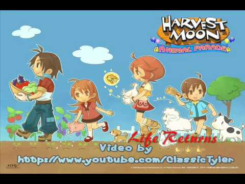 Harvest Moon: Animal Parade 67- Life Returns