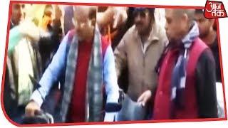 Rafale Deal को लेकर Bike से सड़क पर उतरे BJP - AAJTAKTV