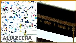 Flying to Hajj | Al JAzeera English - ALJAZEERAENGLISH