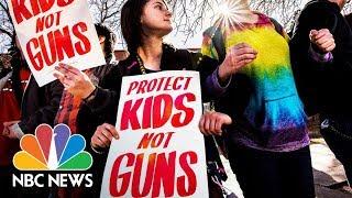 Watch Live: Parkland survivors and lawmakers discuss gun violence legislation - NBCNEWS
