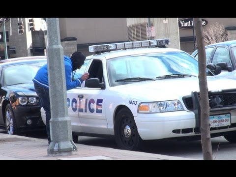 Giving Cops A Buzz! - PRANK