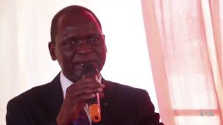 New Radiation Cancer Treatment Machine for Uganda - VOAVIDEO