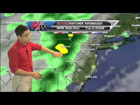 Monday September 15, 2014 Afternoon Forecast