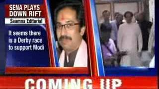 Shiv Sena says alliance with BJP will 'remain strong' - NEWSXLIVE