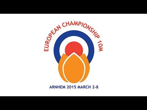 2015 European Championship 10m Air Rifle Men