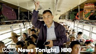 What It Takes To Find The 400 Parents Deported Without Their Kids (HBO) - VICENEWS