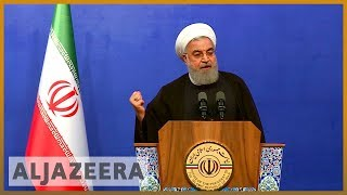 🇮🇷 🇺🇸 Iran slams US over threat of 'strongest sanctions in history'   Al Jazeera English - ALJAZEERAENGLISH