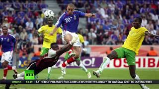 The Stan Collymore Show: Luis Figo, Michel Salgado, David Trezeguet & U-13 tournament in Dubai - RUSSIATODAY