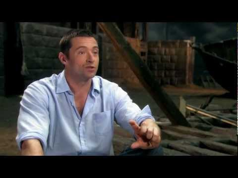 Les Miserables 2012 DVD Extras - The West End Conncetion