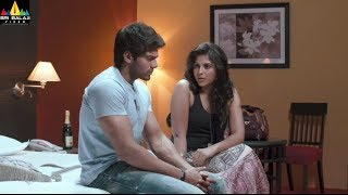 Crazy Movie Anjali with Arya in Hotel | Hansika, Santhanam | Sri Balaji Video - SRIBALAJIMOVIES