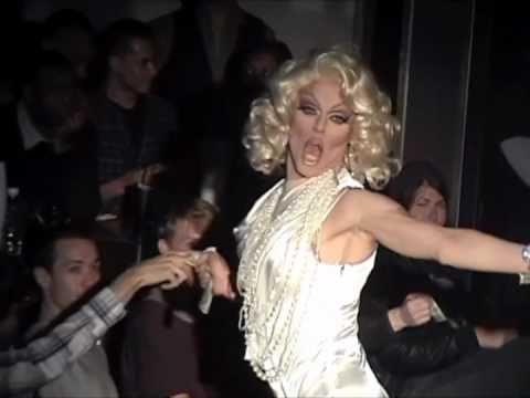 """Morgan McMichaels: """"D.I.S.C.O."""" @ Showgirls!"""
