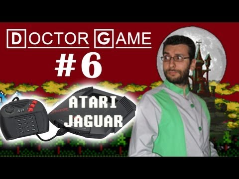 DOCTOR GAME - 6 - Atari JAGUAR - ITA