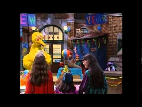 Sesame Street New Year s countdown