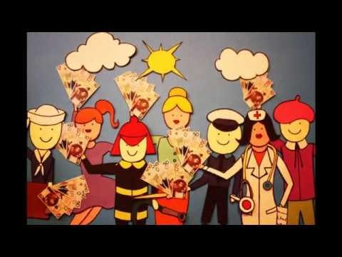 Youtube / [url=https://www.youtube.com/watch?v=xkEllR3bvsQ]NBPtv[/url] Piosenka dla dzieci w wieku 3-5 lat (wersja elektroniczna)