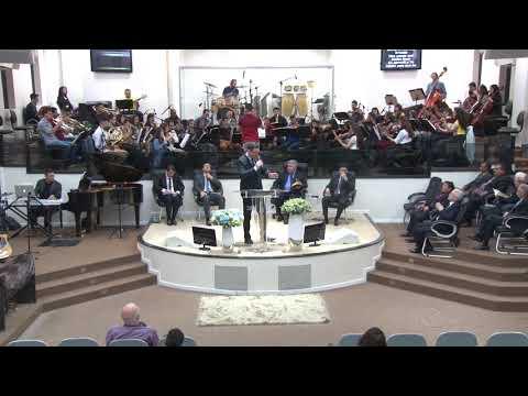 Orquestra Celebração - Deus é Deus - 15 10 2017