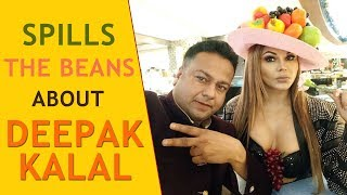 Rakhi Sawant opens up about breaking up with Deepak Kalal | Exclusive | TellyChakkar - TELLYCHAKKAR