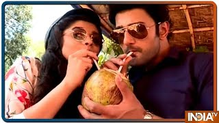 Cast Of Guddan Tumse Na Ho Payega Enjoy In Goa With Saas Bahu Aur Suspense - INDIATV
