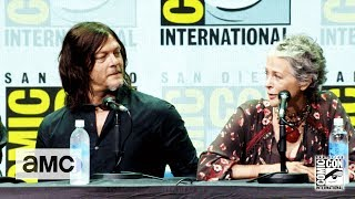 The Walking Dead: 'Comedic Moments' Comic-Con 2017 Panel - AMC