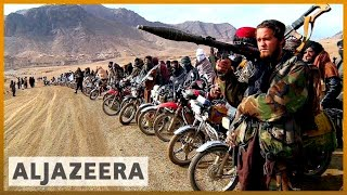 🇦🇫 Afghan army boosts security efforts after election attacks | Al Jazeera English - ALJAZEERAENGLISH