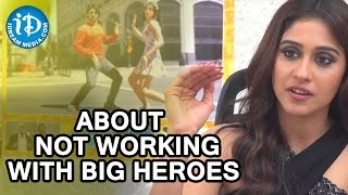 Regina Reveals The Reason Behind Not Working With Big Heroes || Subramanyam For Sale - IDREAMMOVIES