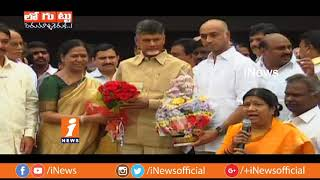 Galla Aruna Kumari Political Strategies For Next Election | Loguttu | iNews - INEWS