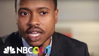 Trans Activist Tiq Milan On What #PrideMeans To Him | NBC Out | NBC News - NBCNEWS