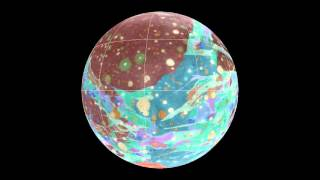 ناسا ترصد محيط تحت سطح أحد اقمار كوكب المشترى