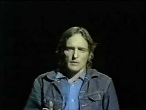 Happy Birthday Dennis: The late, great Dennis Hopper Reads the poem