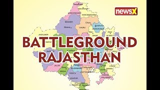 Battleground Rajasthan Assembly Elections 2018: Vasundhara Raje And Sachin Pilot Cast Their Vote - NEWSXLIVE