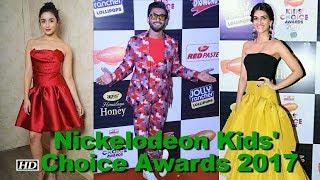 Ranveer-Alia-Kriti turn kids again! - IANSINDIA