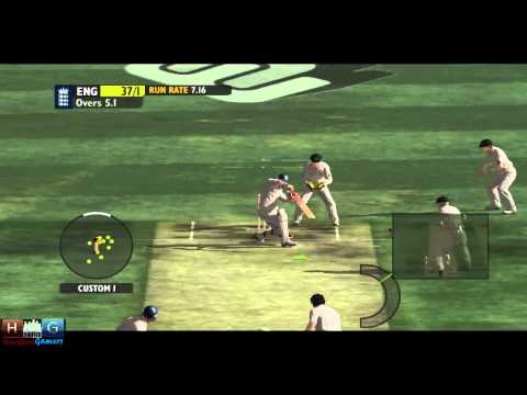 Ashes Cricket™ 2009 : England v/s Australia - Ashes 4th Test Match (Episode #1)