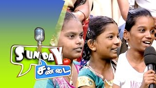Sunday Sandai 26-04-2015 –  PuthuYugam TV Show
