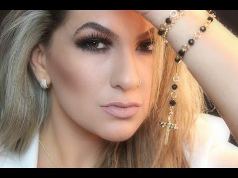 Maquiagem para o Réveillon 2015 por Alice Salazar