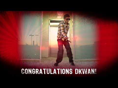 DKWAN wins YouTube Dance Studio
