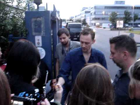 Tom Hiddleston Cologne/Germany Part 2